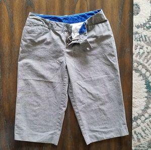 Gap Bermuda Shorts. Size 0